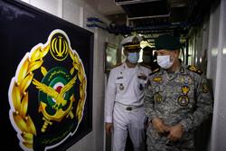 Presser of commander of Zolfaghar 99 war game