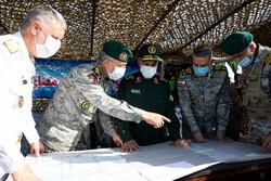 ایرانی فوج کی ذوالفقار 99 نامی مشترکہ مشقوں کا آغاز/ امریکہ کو خطے سے دور رہنے کی ہدایت