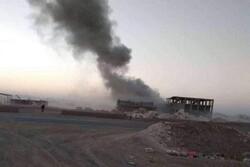 تفجير يستهدف مقر لجنة سعودية في ابين جنوب شرق اليمن