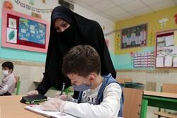 حضور ۶۲ درصدی دانش آموزان در مدارس کرمان