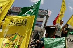 حماس و فتح در مورد اتحاد نیروها علیه اسرائیل توافق کردند