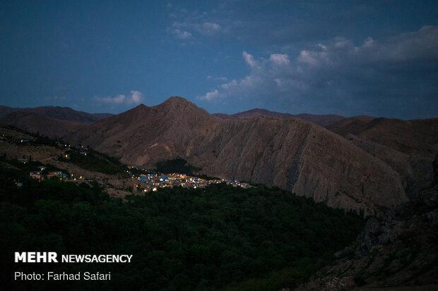 پایتخت زغال اخته ایران - روستای هیر قزوین