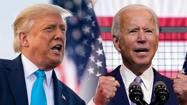 Post-debate poll finds Joe Biden with leads in two key states