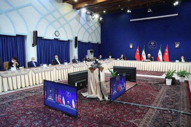 مداخلات خارجی مانع برقراری صلح و امنیت در منطقه است