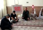 نذر روضه برای رفع مشکل زنان سرپرست خانوار در اصفهان