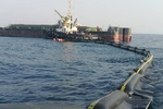 مهار لکه های نفتی در خلیج فارس با ورود دستگاه قضایی