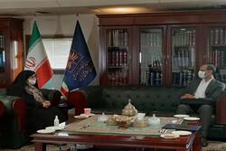 کتابخانه ملی ایران آمادگی آموزش مرمت نسخ خطی در تانزانیا را دارد