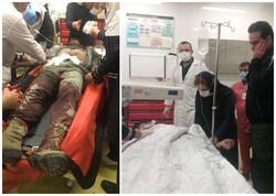 مجروح شدن محیطبان استان تهران در درگیری با شکارچی غیرمجاز