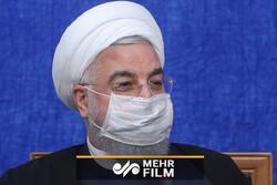 ایرانی صدر کا بعض عرب ممالک کی  اسرائیل کے ساتھ دوستی پر رد عمل