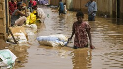 ايتھوپيا میں بارش اورسيلاب سے تباہی