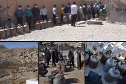 محرومیت روستاهای مرزی خراسان جنوبی/ توزیع الکترونیکی گاز مایع در نبود اینترنت!