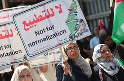 غضب فلسطيني لنتائج مجلس الجامعة العربية وعدم رفض التطبيع الاماراتي الصهيوني