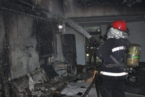 تنزانیہ کے اسکول میں آگ لگنے سے 10 طلبا ہلاک