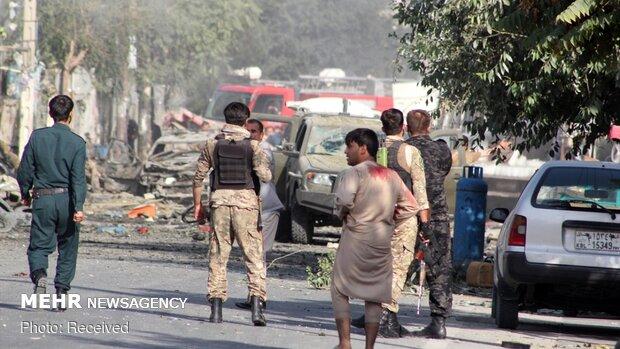 کابل یونیورسٹی پر مسلح افراد کا حملہ / ہلاکتوں کا خدشہ