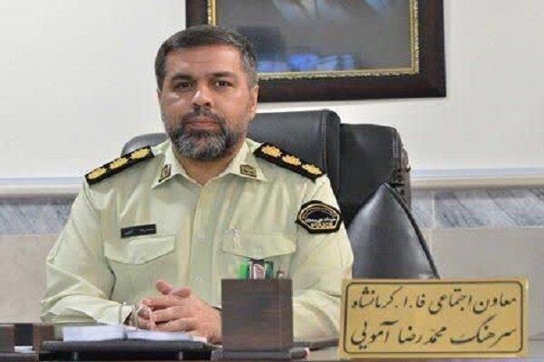 دستگیری قاتل فراری در اسلام آبادغرب
