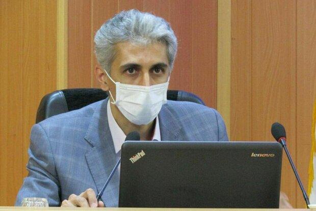 ۲۰ بیمار کرونایی در سمنان بستری شدند