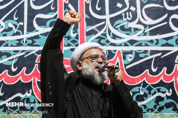 "İran'ın Kum kentinde ""Charlie Hebdo"" protestosuر"