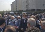 معاون رئیس جمهور از فاز دوم مسکن مهر رشت بازدید کرد