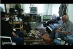 روضه خانگی هیئت ثارالله در منزل پیر غلام رشتی