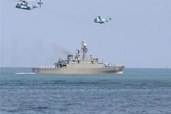 İran Ordusu Umman Denizi'nde askeri tatbikat başlattı