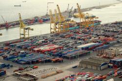 مازاد تجاری روسیه ۴۳.۵ درصد سقوط کرد