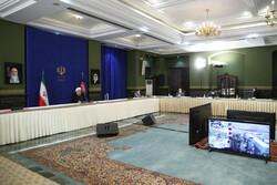 روحانی ۵۸ طرح عمرانی در مناطق آزاد و ویژه اقتصادی را افتتاح کرد