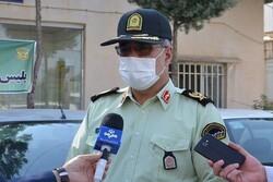 کشف ۹۱ کیلوگرم مواد مخدر در کرمانشاه در پوشش ترهبار