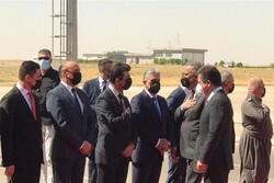 «مصطفی الکاظمی» وارد اقلیم کردستان شد