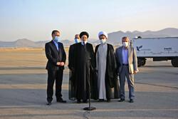 ایرانی عدلیہ کے سربراہ کا چہار محال بختیاری کا دورہ