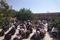تجمع مردمی محکومیت اهانت به پیامبر اکرم(ص) در خراسان جنوبی