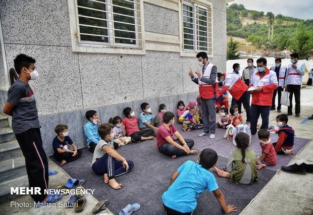 دسترسی آسان شهروندان به آموزش مجازی مدیریت بحران