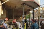 علت حادثه انفجار در نسیمشهر تا ساعات دیگر اعلام می شود