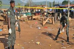 ۵ نفر در یک انفجار انتحاری در نیجریه کشته و زخمی شدند