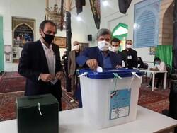 ۲۲۰۰ نفر در برگزاری انتخابات حوزه انتخابیه بیجار مشارکت دارند