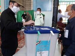 ۳۵۰ نفر بر امر برگزاری مرحله دوم انتخابات بیجار نظارت می کنند