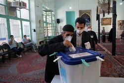 انتخابات مرحله دوم مجلس یازدهم در بیجار