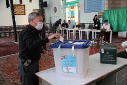 رای گیری در حوزه انتخابیه شهرستان بیجار به پایان رسید