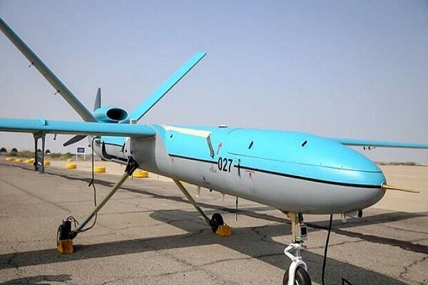 "Homegrown ""Simorgh"" drone hits its targets using ""Sadid"" bomb"