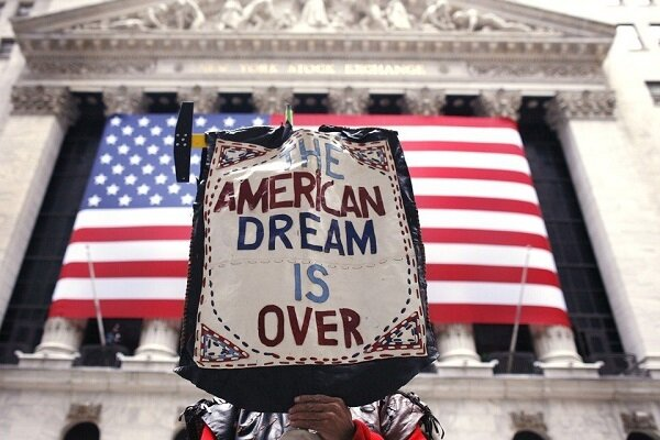American dream, global nightmare