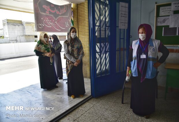 2nd round of 11th parliamentary election in W Golestan