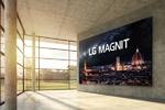 ال جی تلویزیون ۱۶۳ اینچی به بازار عرضه می کند