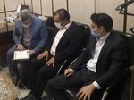 تفاهمنامه همکاری خانه مطبوعات وحوزه هنری آذربایجان شرقی منعقد شد