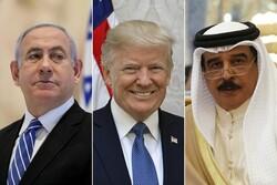 امارات کے بعد بحرین کی بھی  مسئلہ فلسطین اور امت مسلمہ کے ساتھ  غداری اور خيانت آشکار ہوگئی