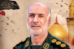 تجلیل امام جمعه لامرد از رشادت های یک جانباز شیمیایی