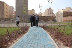 احداث پارکهای جدید گامی برای گسترش ریههای جنوب غرب تبریز است