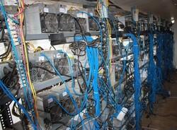 کشف دستگاه های استخراج ارز دیجیتال در آبیک