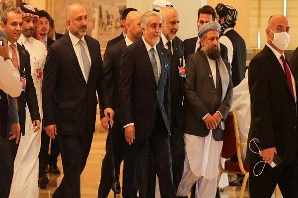 طهران ترحب بالمفاوضات بين الأطراف الأفغانية في الدوحة