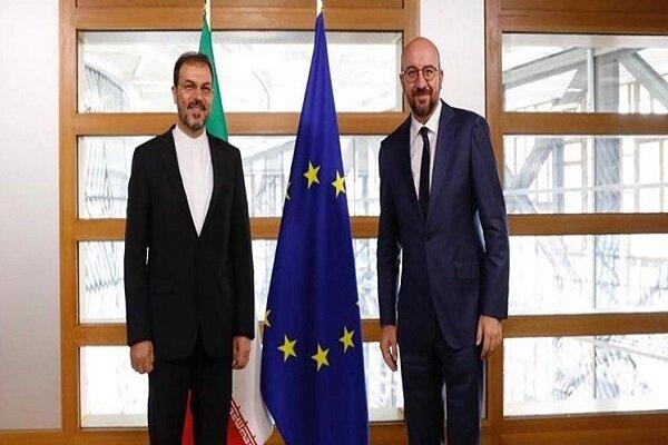 European Council President emphasizes preserving JCPOA