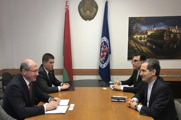 Iran, Belarus stress finalizing prisoners transfer agreement