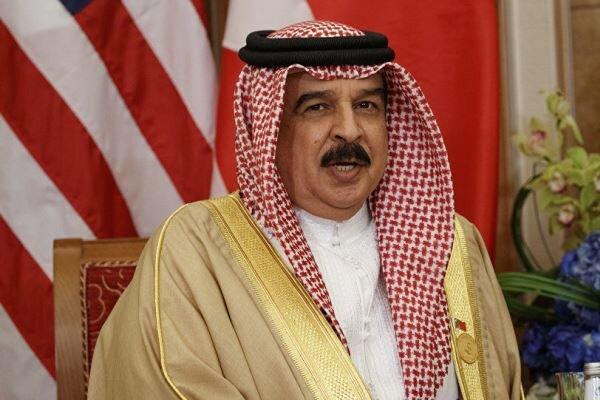 پادشاه بحرین: از راه حل دودولتی برای مسأله فلسطین حمایت می کنیم